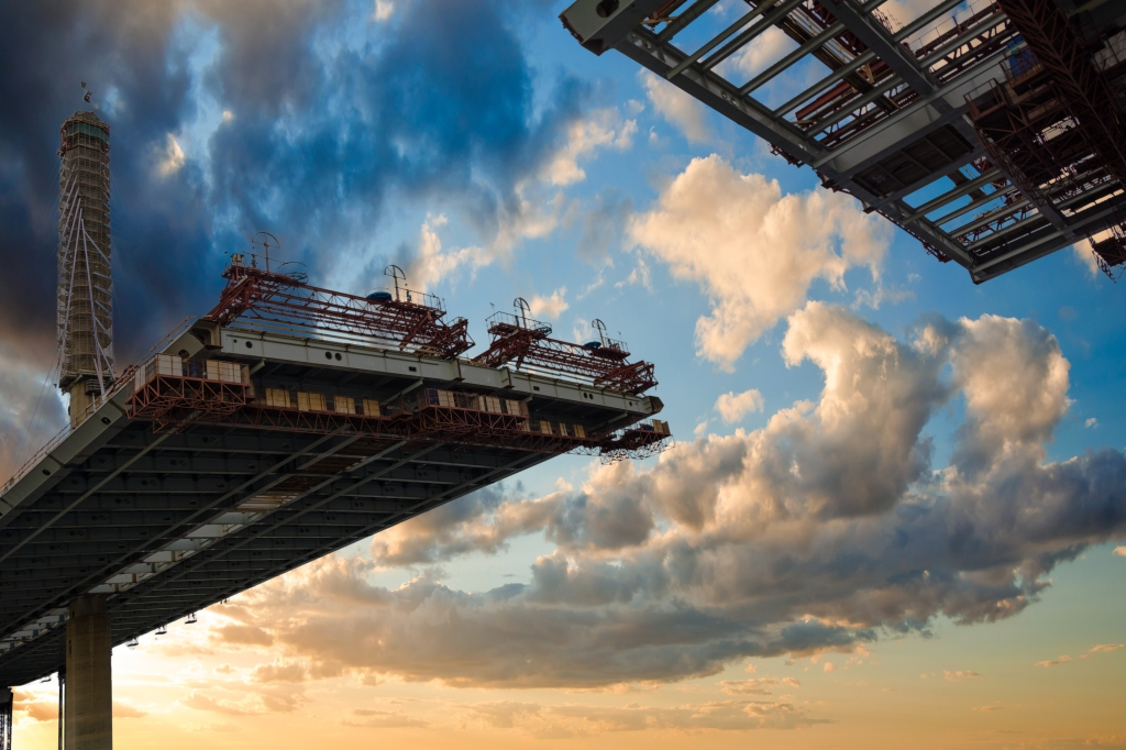 p3 partnership bridge construction